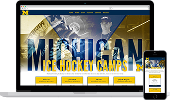 Michigan Ice Hockey Camps