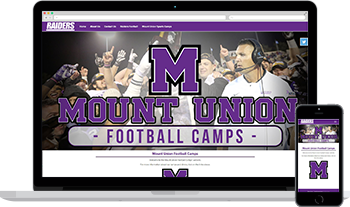 Mount Union Football Camps