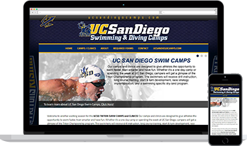 UCSD Swimming & Diving Camps