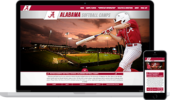 Alabama Softball Camps