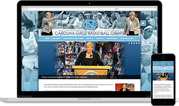 North Carolina Girls' Basketball Camps