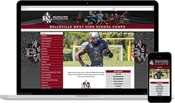 Belleville West High School Camps