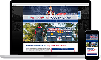 Tony Amato Soccer Camps