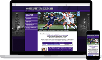 Northwestern Wildcats Girls' Soccer